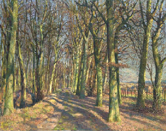 Edge of the Wood, Rossie Prior