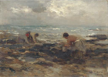 The Mussel Gatherers