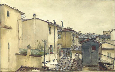 Roofs, Florence