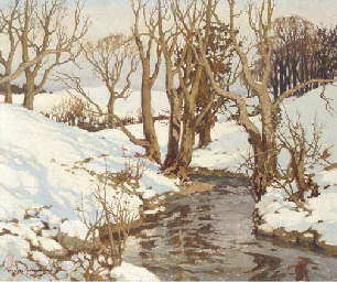 Winter Landscape, Galloway