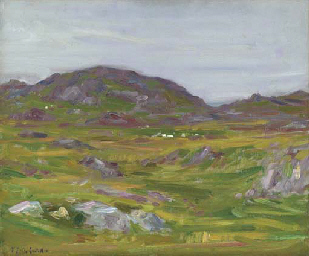The Uplands of Iona