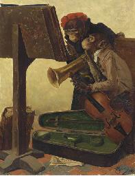 Musical monkeys