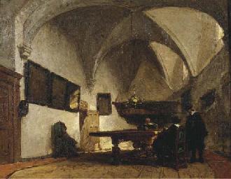 The consistory chamber, Breda