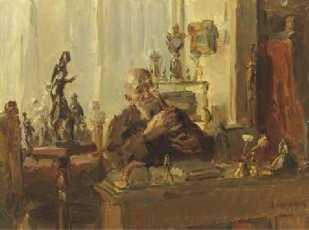 The antique dealer