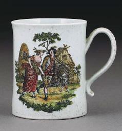 A Liverpool (Christian) mug