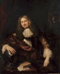 Portrait of Adolf Hendrik van