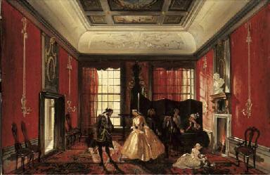 A study for Molière's 'Le Mala