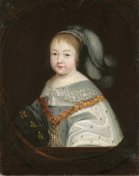 Portrait of the Infant King Lo