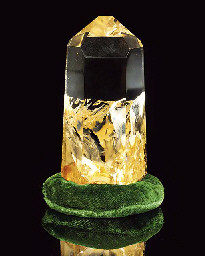 A good citrine column,