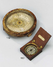 An early 19th-Century mahogany