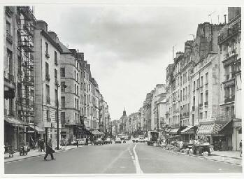 Rue Saint Antoine, Paris