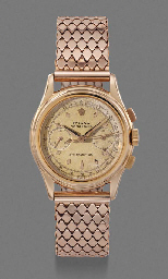 Rolex. A rare and unusual mid-