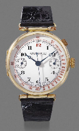 Eberhard. A fine and early 18K