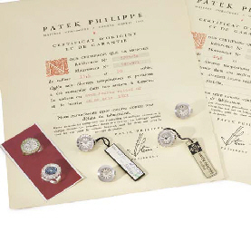 Patek Philippe. A lot of two p