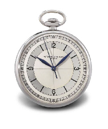 Patek Philippe. A fine stainle