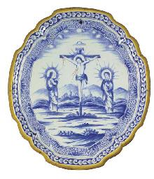 A Dutch Delft mixed technique