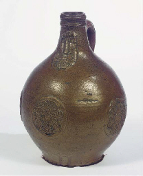 A Frechen stoneware Bellarmine