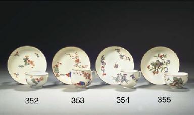 A Meissen porcelain Kakiemon c