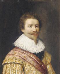 Portrait of a nobleman, possib