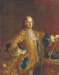 Portrait of the Emperor Franci