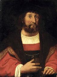 Portrait of Christian II (1481