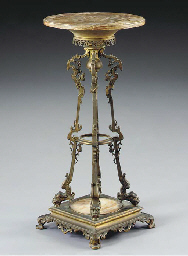 A French 'Japonaise' bronze an