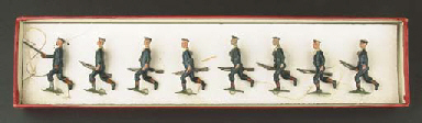 A  Britains set 176 Army Medic