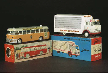 Tekno Buses and Cars