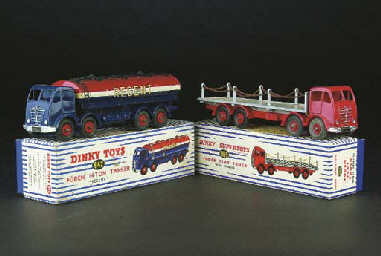 Dinky Commercials, 1950s