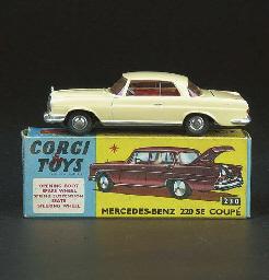 Corgi Cars and Lorries, 1960s
