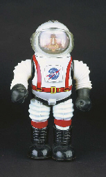 A Marx battery-operated Captai