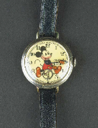 An Ingersoll Mickey Mouse Wris