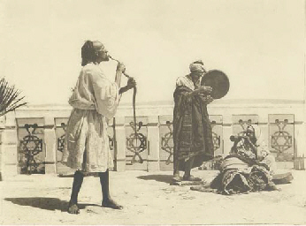 Spain, Tangier and Cairo, 1910