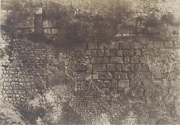 Jérusalem, Enceinte du Temple,