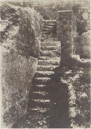 Jérusalem, Escalier Antique Ta