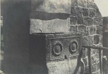 Jérusalem: Restes de Sculpture