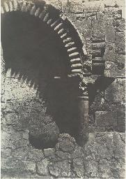 Jérusalem, Saint-Sépulcre, Por