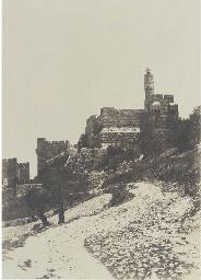 Selected images, Jérusalem, 18
