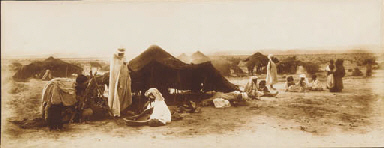Desert scenes, early 1900s