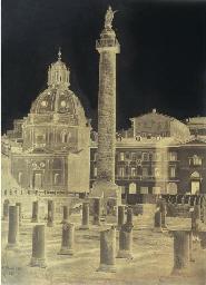 Forum of Trajan, 1851