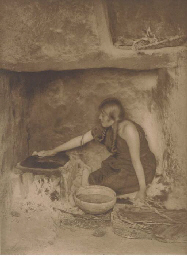 The Piki Maker, 1906