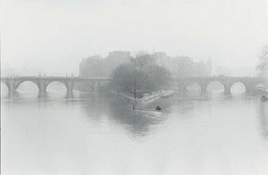 Ile de la Cité, 1952