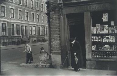 Greenwich, England, 1954