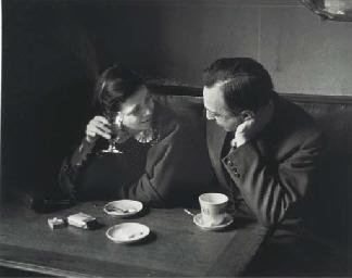 Self-portrait with Elizabeth,