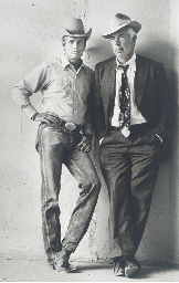 Paul Newman and Lee Marvin, Tu