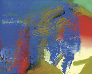 Abstraktes Bild (456-2)