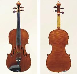 An Italian Violin by Giuseppe