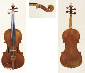 A Violin by a member of the Ga