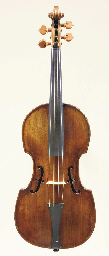 A Violin by Maurice Whittaker,