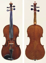 A Neapolitan Violin ascribed t